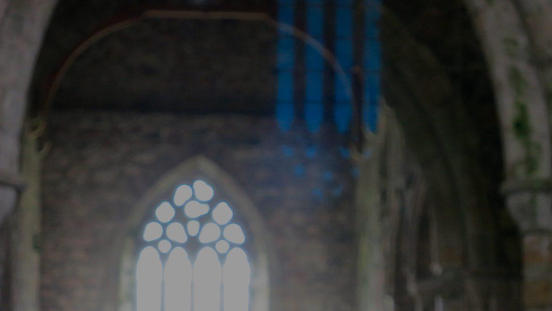 church in balance